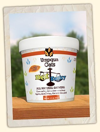 not guilty all natural oatmeal Umpqua Oats Nutrition info