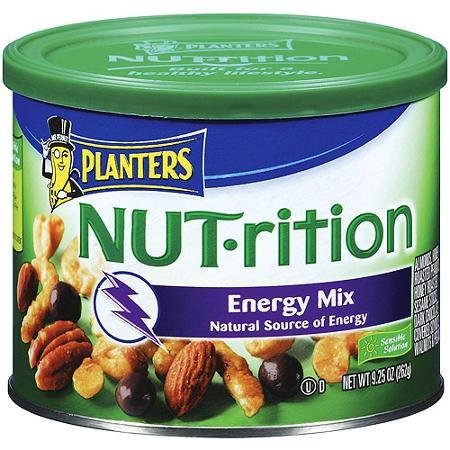 nut rition energy mix berry nut Planters Nutrition info