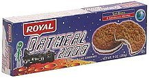oatmeal 2000 creme filled cookies Royal Nutrition info