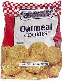 oatmeal cookies Checkers Cookies Nutrition info