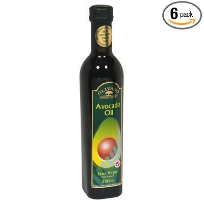 oil avocado, extra virgin Olivado Nutrition info