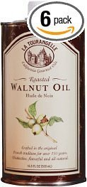 oil roasted walnut La Tourangelle Nutrition info