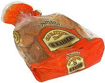 old fashioned buns kaiser Amana Nutrition info