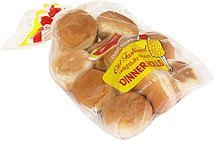 old fashioned dinner rolls Sweetheart Nutrition info