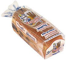 old fashioned enriched bread white Mariegold Baking Nutrition info