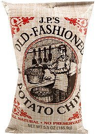 old fashioned potato chips J.P.'S Nutrition info