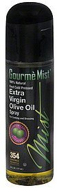 olive oil extra virgin, spray Gourme Mist Nutrition info