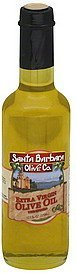 olive oil extra virgin, unrefined Santa Barbara Nutrition info