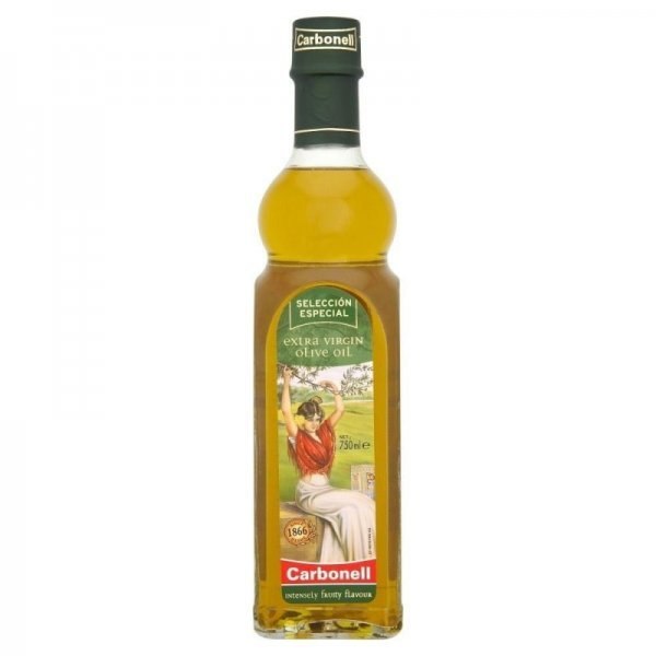 olive oil extra virgin Carbonell Nutrition info