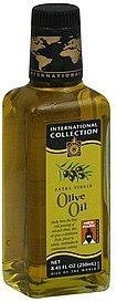 olive oil extra virgin International Collection Nutrition info