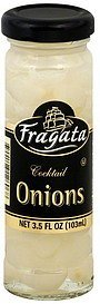 onions cocktail Fragata Nutrition info