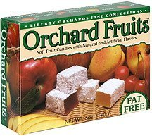 orchard fruits Liberty Orchards Nutrition info