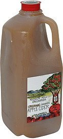 organic cinnamon apple cider Ricker Hill Orchards Nutrition info
