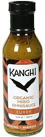 organic miso omnisauce curry Kanghi Nutrition info