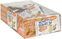 organic snacks for kids, lucky duckies, cheddar cheese Healthy Handfuls Nutrition info