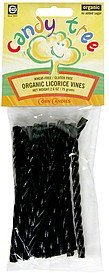 organic vines licorice Candy Tree Nutrition info