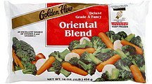 oriental blend Golden Flow Nutrition info