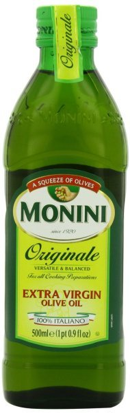 originale extra virgin olive oil Monini Nutrition info