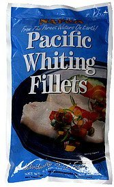 pacific whiting fillets Nafco Nutrition info