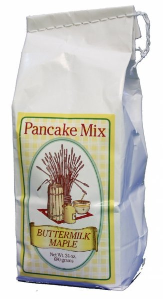 pancake mix buttermilk maple Butternut Mountain Farm Nutrition info