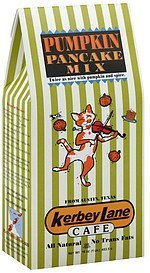 pancake mix pumpkin Kerbey Lane Cafe Nutrition info