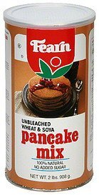 pancake mix Fearn Nutrition info