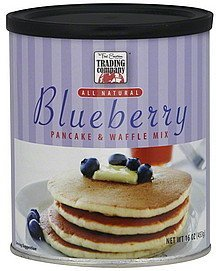 pancake & waffle mix blueberry The Food Emporium Trading Company Nutrition info