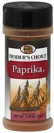 paprika Traders Choice Nutrition info