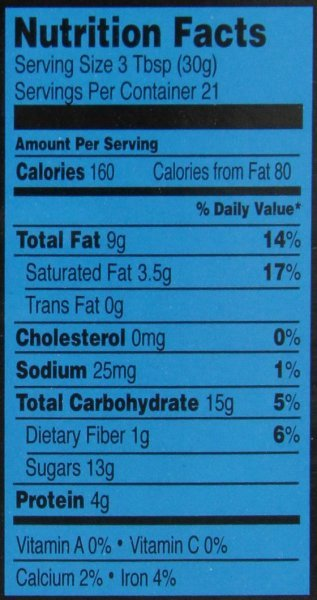 party mix Beer Nuts Nutrition info