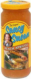 peach apricot Saucy Susan Nutrition info