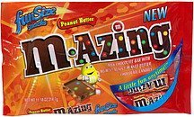 peanut butter bar fun size snacks M-Azing Nutrition info