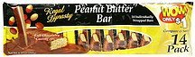 peanut butter bar Regal Dynasty Nutrition info
