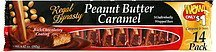 peanut butter caramel bars Regal Dynasty Nutrition info