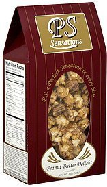 peanut butter delight PS Sensations Nutrition info