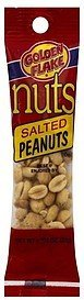 peanuts salted Golden Flake Nutrition info