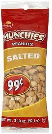 peanuts salted Munchies Nutrition info