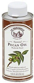 pecan oil roasted La Tourangelle Nutrition info