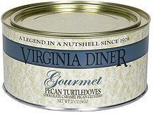 pecan turtledoves gourmet Virginia Diner Nutrition info