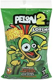 pelon 2 tamarind pineapple Lorena Nutrition info