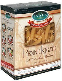 penne rigate Isola Nutrition info