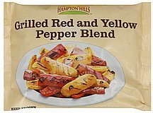 pepper blend grilled red and yellow Hampton Hills Nutrition info