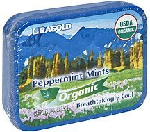 peppermint mints organic Ragold Nutrition info