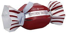 peppermint truffles Harry London Nutrition info