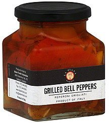 peppers bell, grilled La Piana Nutrition info