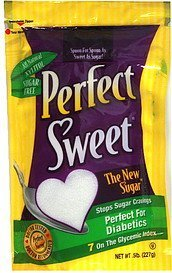 perfect sweet The Sweet Life, Inc. Nutrition info