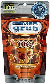 performance snack bbq Gamer Grub Nutrition info