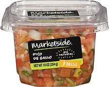 pico de gallo mild Marketside Nutrition info