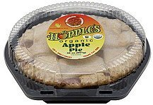 pie apple, organic Happles Nutrition info