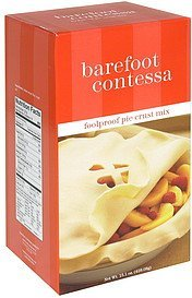 pie crust mix foolproof Barefoot Contessa Nutrition info