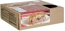 pie gourmet streusel apple Natural Feast Nutrition info